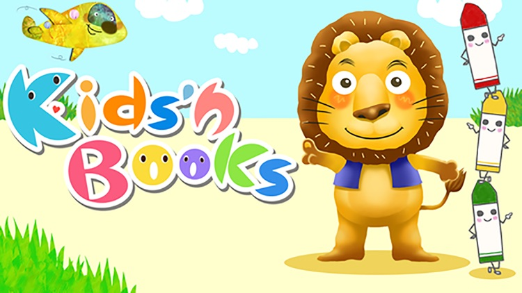 Read Unlimitedly! Book, Music & Game - Kids'n Books (Educational Stories for kids) screenshot-4
