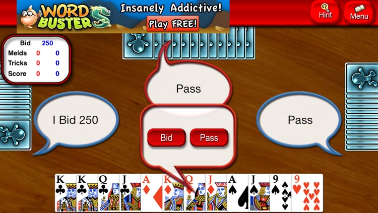 Pinochle Lite screenshot-0