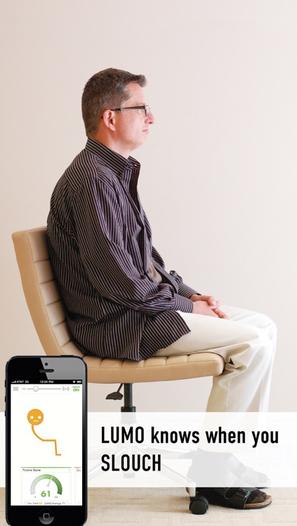 Lumo Back: Real-Time Posture Feedback