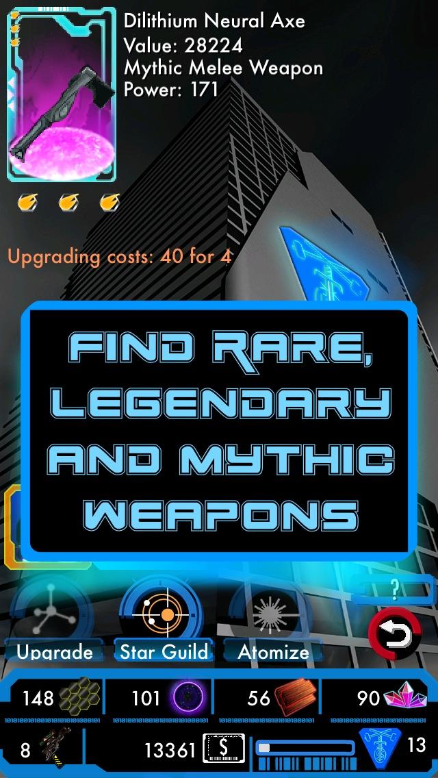 Merchant Beyond the Stars - An Epic Space RPG Game Screenshot