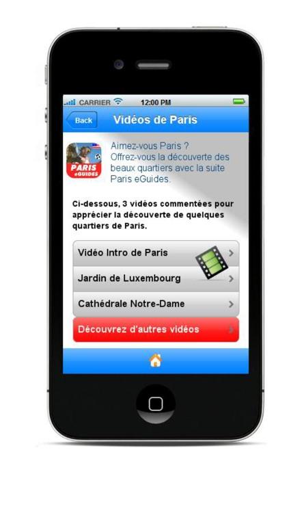 Paris Metro RER, trains, TGV, paris videos, help, gps, paris map... screenshot-4