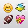絵文字記号 & 文字キーボード - 特殊記号、色かわいいキャラクター、絵文字アイコン&フォント - iPhoneアプリ