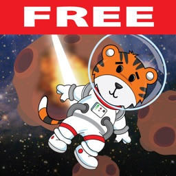 Astro Storm Free ( Help Rescue The Boy And Girl Astronaut Kids And Pet Cat )