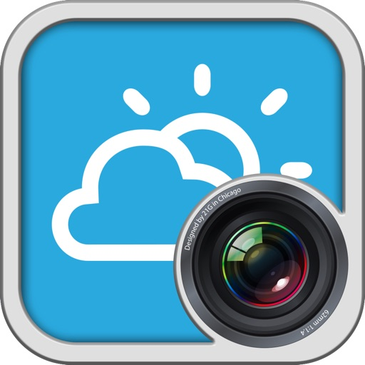 My-Weather Home Screen FREE - For Live & Authentic Forecast Alerts and Time icon