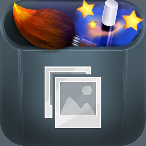 Image Magic - Advanced Photo Editor
