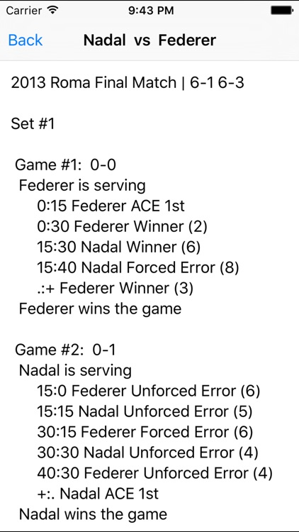 Tennis Stats Analysis Pro screenshot-0
