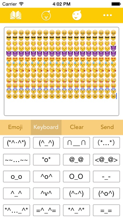 Emoji Keyboard for SMS - Symbol + Emoji Keyboard - Smileys + Icons - Symbols + Characters - Emojis + Emoticons - Cool Fonts for Message + Texting + SMS - Pro screenshot-4