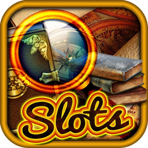 Slots of Secret Hidden Objects : Passages of Luck Edition