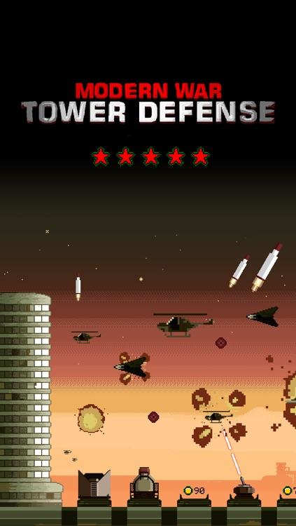 Modern War TD Free - Desert Mission Base Protection