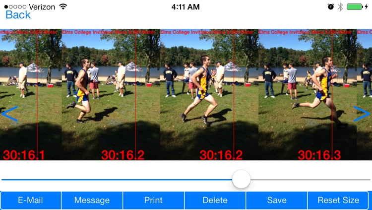 PVI Photo Finish