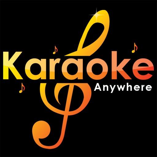 Karaoke Anywhere app logo