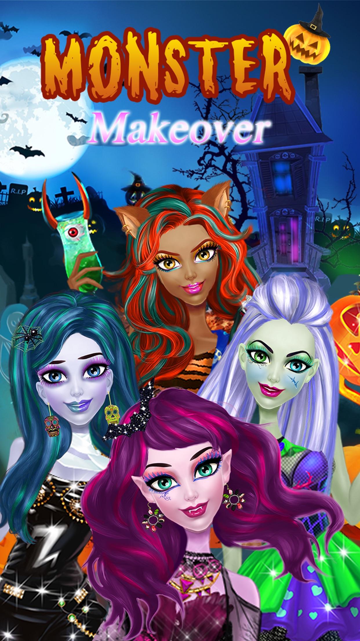 Monster Makeover™ Screenshot
