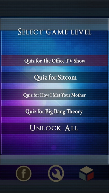 Tv Show Quiz Trivia For Bang Theory Sitcom The Office How