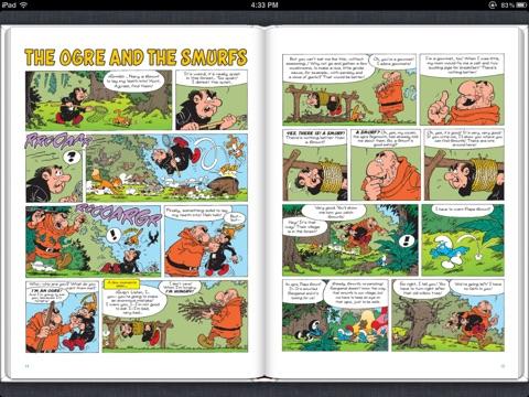Smurfs Christmas.The Smurfs Christmas By Peyo On Apple Books