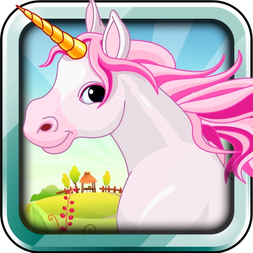 A Pretty Pink Unicorn Run Pro icon