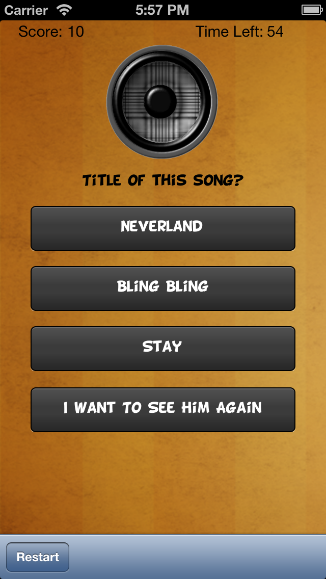 Kpop Music Quiz (K-po... screenshot1