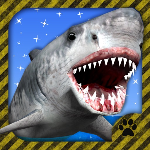 Virtual Pet Great White Shark