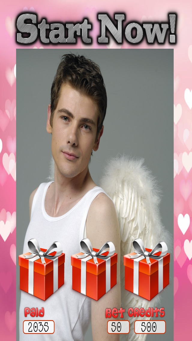 Amour Angel Slots: Sex-y Hot Guy Casino Games for Valentines Day 2014-4