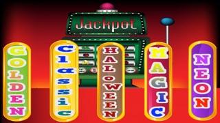Vegas Slots Five Theme 20 Line - HD