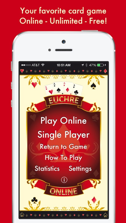 Euchre Online screenshot-4