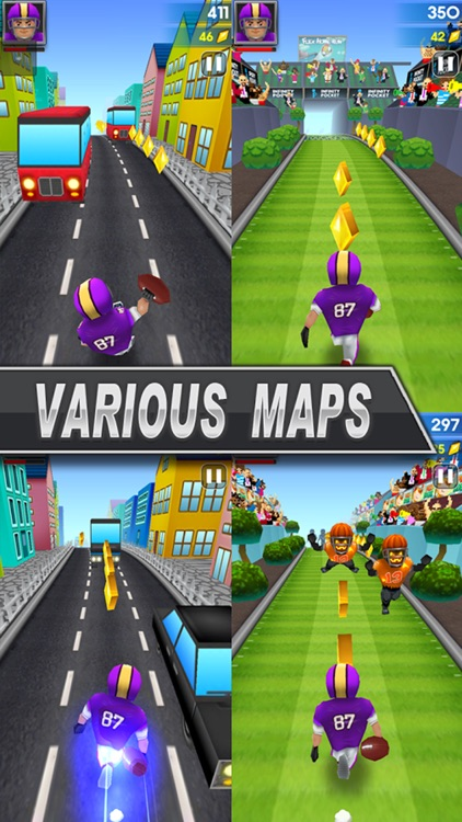 TouchDown Rush screenshot-1