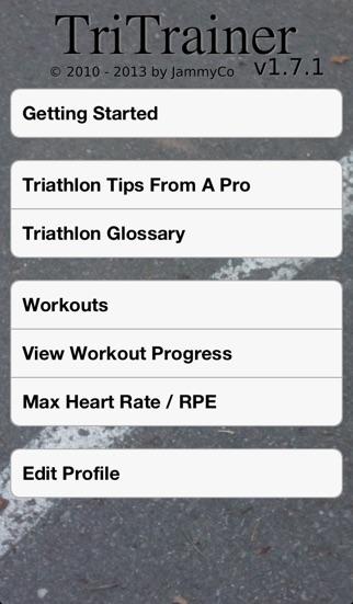 Screenshot for Triathlon Trainer in Chile App Store