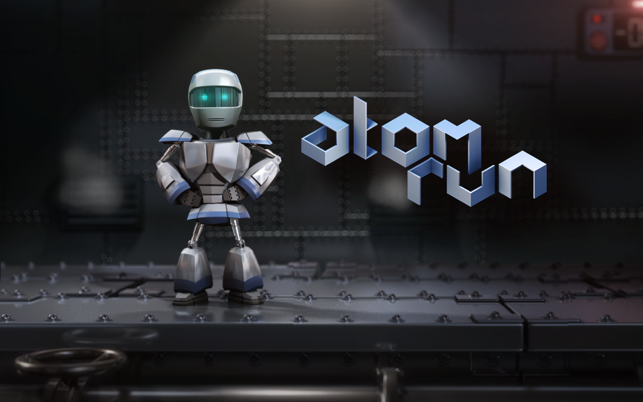 ‎Atom Run Screenshot