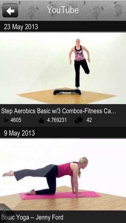 Step Dance Fitness screenshot-3