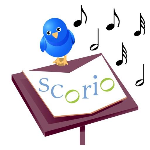 scorio Music Reader
