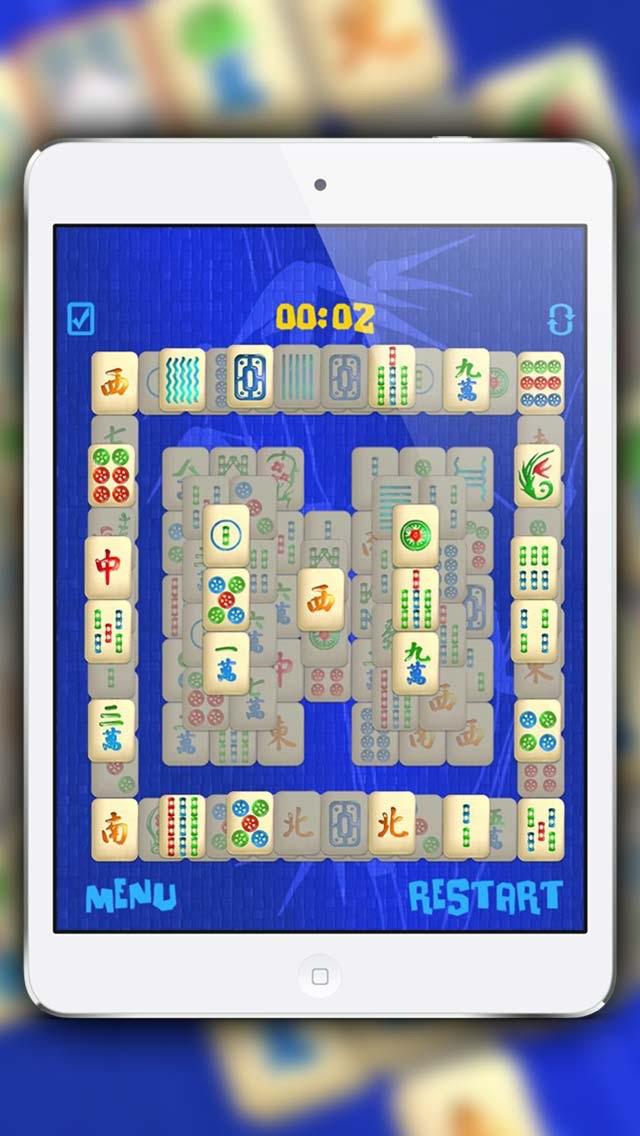 Mahjong-SpieleScreenshot von 4