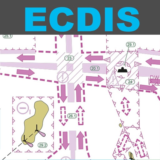 ELECTRONIC NAUTICAL CHART SYMBOLS & ABBREVIATIONS (ECDIS) FOR BOATING & YACHTING