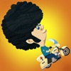 Afro Police Bike Racer - Cool new speed motorbike driving and racing arcade game saga Reviews
