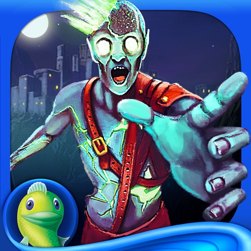 Haunted Legends: The Stone Guest HD - A Hidden Objects Detective Game (Full) icon