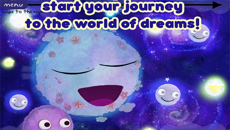 Lullaby Planet free - sweet night - bedtime music app for Baby screenshot-4