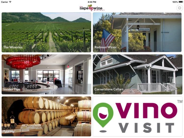 Napa Wine Project