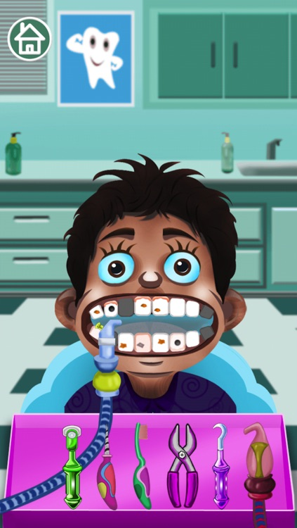 Crazy Little Dentist
