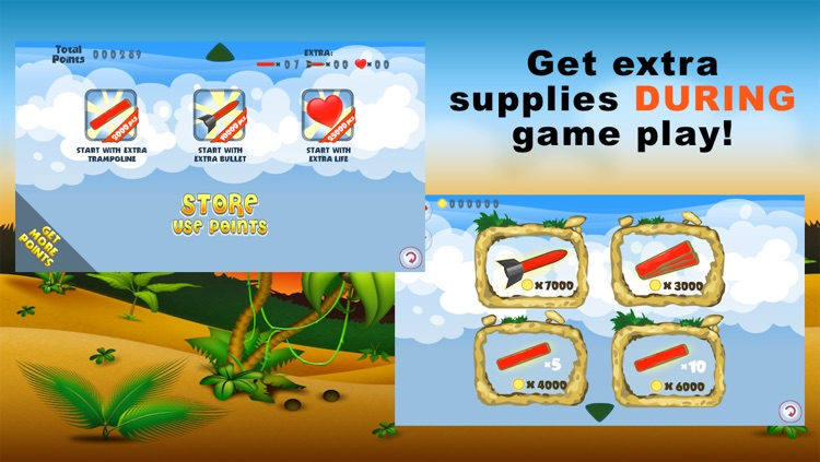 Stick-Man Jump: Super Fight Jumper Trampoline War Adventure Game 2 screenshot-4