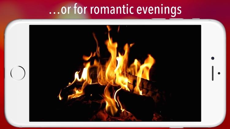 Fireplace live backgrounds & relaxing sounds screenshot-3