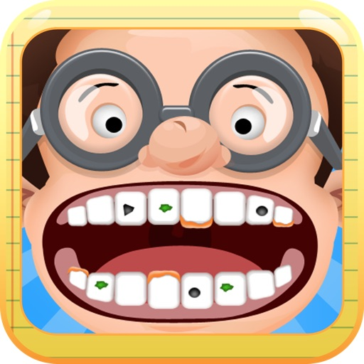 A Crappy Nerdy Dentist Make-Over Mania PRO icon