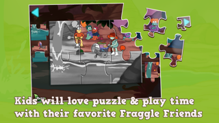 Fraggle Friends Forever Puzzle & Play screenshot two