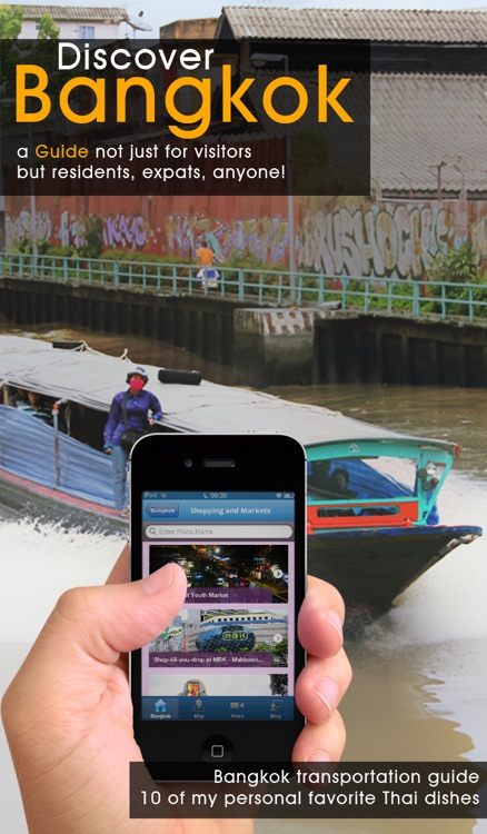 Bangkok Travel Guide - 101 Things to Do in Bangkok - Offline Map Tour Shopping Culture Food and More of Thailand screenshot-4