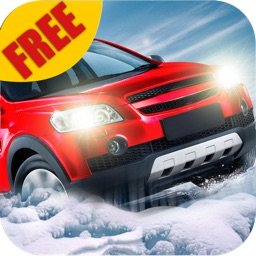 Winter Sports Car Rally FREE - 4X4 offroad race