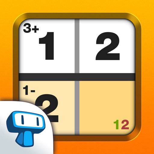 Mathdoku+ Sudoku Style Math & Logic Puzzle Game