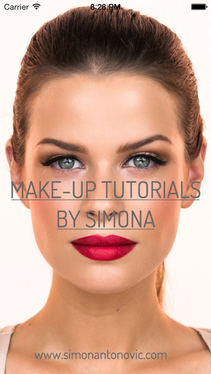 Make-Up Tutorials By Simona