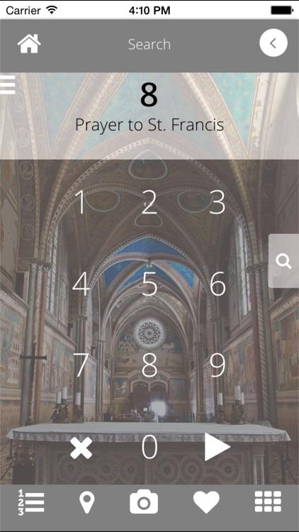 Basilica San Francesco Assisi - ENG screenshot-3