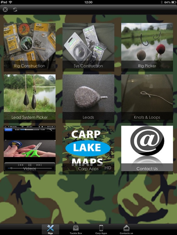 Carp Fishing Rigs HD screenshot-3