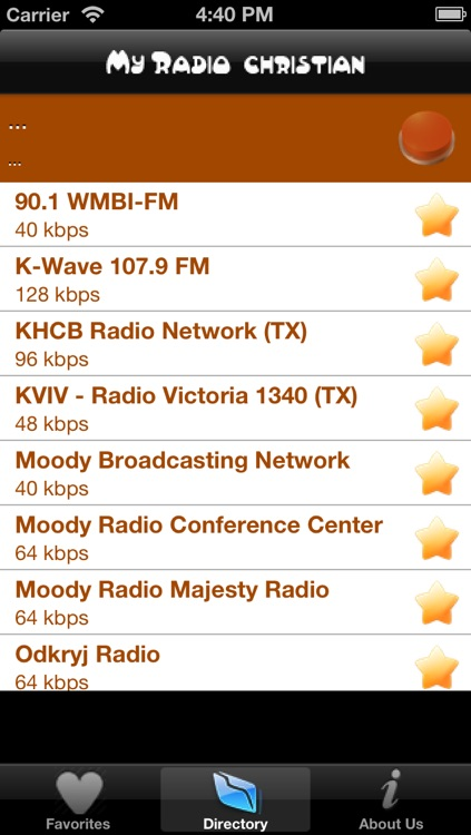 Christian Radio. screenshot-0