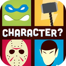 Guess The Character Word Game - Close Up Shadow Quiz Of TV Movie Pop And Cartoon HD FREE