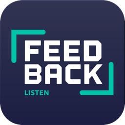 @feedback - Listen
