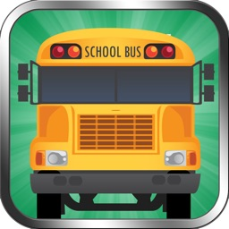 School Bus Driving Game - Crazy Driver Racing Games Free